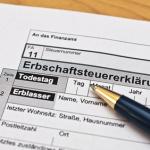 Steuereinnahmen aus Erbschaftssteuer auf Rekordhoch