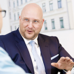 Andreas Schrobback in den Aufsichtsrat der WohnPlus AG berufen