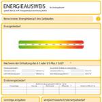 Energieausweis für Ihre Immobilie: ab 2013 zwingend erforderlich