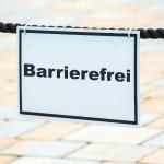 BARRIEREFREI BAUEN: STUDIE BESCHEINIGT BEZAHLBARKEIT FÜR OFT DRINGEND BENÖTIGTE AUSSTATTUNGEN