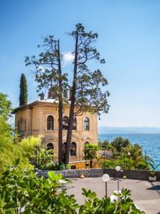 Mediterranean villa, Croatia