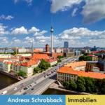 Immobilienboom in der Hauptstadt: Andreas Schrobback aus Berlin über die Attraktivität und die Nachfrageentwicklung auf dem lokalen Immobilienmarkt