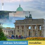 Steigerung der Immobilienpreise in Berlin und Potsdam lt. Andreas Schrobback nicht besorgniserregend