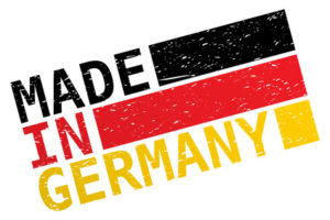made in germany wektor